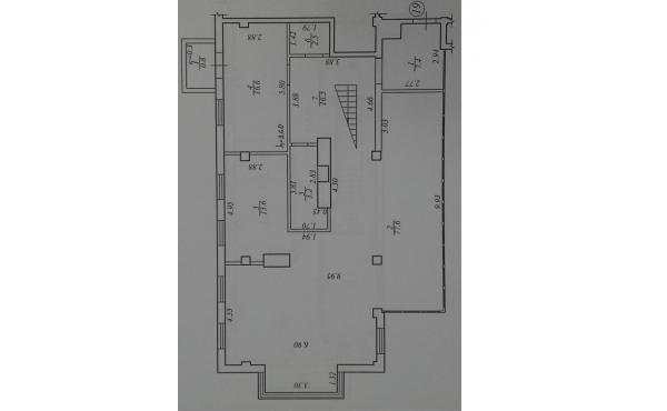 план пентхаус 1